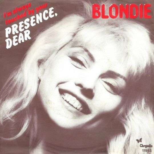 Coverafbeelding I'm Always Touched By Your Presence, Dear - Blondie