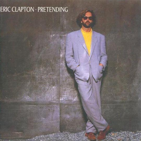 Coverafbeelding Pretending - Eric Clapton