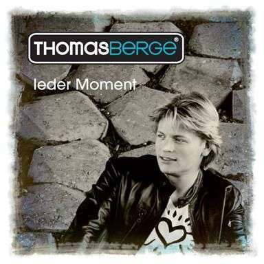 Coverafbeelding Ieder Moment - Thomas Berge