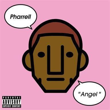 Coverafbeelding Pharrell - Angel
