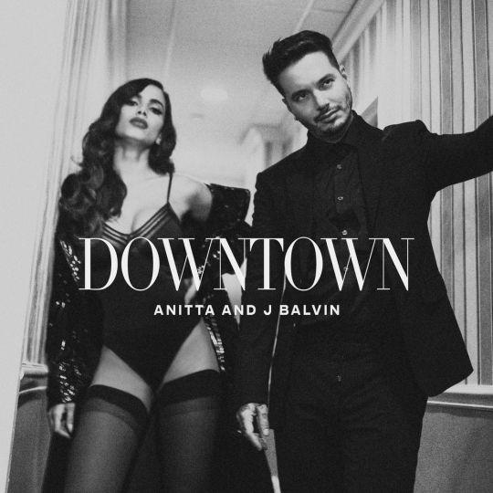 Coverafbeelding Anitta & J Balvin - Downtown