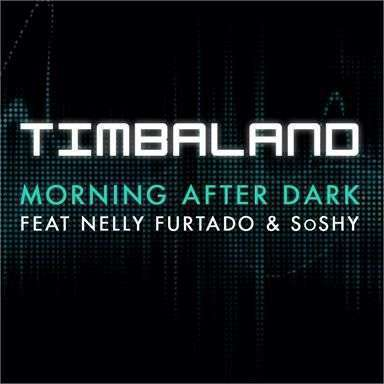 Coverafbeelding Morning After Dark - Timbaland Feat Nelly Furtado And Soshy