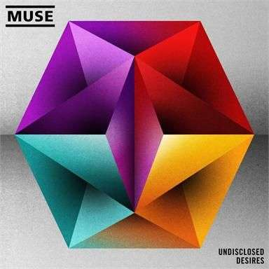 Coverafbeelding Undisclosed Desires - Muse