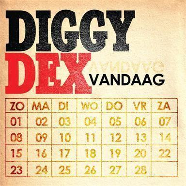 Coverafbeelding Diggy Dex - Vandaag
