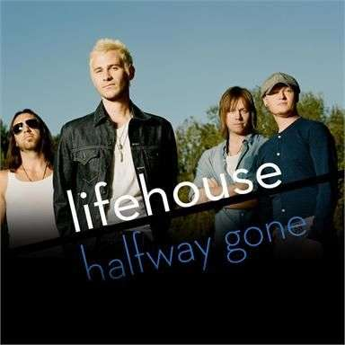 Coverafbeelding Halfway Gone - Lifehouse