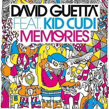 Coverafbeelding Memories - David Guetta Feat. Kid Cudi