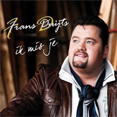 Coverafbeelding Frans Duijts - Ik mis je