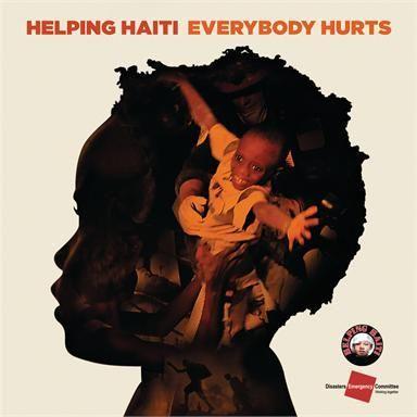 Coverafbeelding Helping Haiti - Everybody hurts
