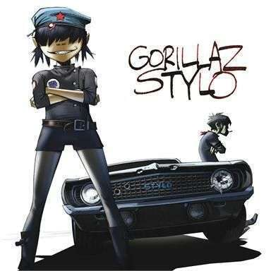 Coverafbeelding Stylo - Gorillaz