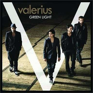 Coverafbeelding Green Light - Valerius