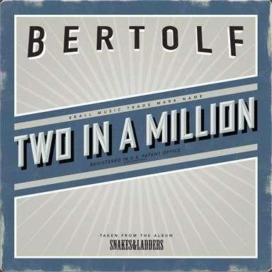 Coverafbeelding Two In A Million - Bertolf