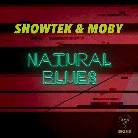 Coverafbeelding Natural Blues - Showtek & Moby