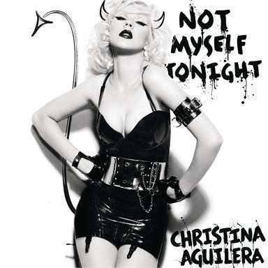 Coverafbeelding Not Myself Tonight - Christina Aguilera