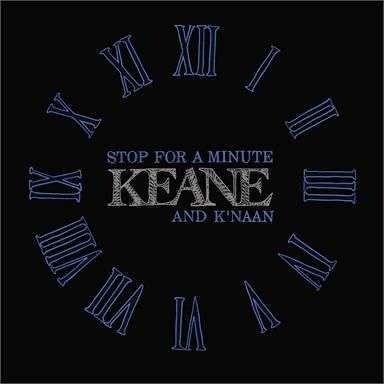 Coverafbeelding Stop For A Minute - Keane And K'naan