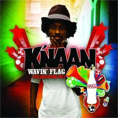 Coverafbeelding Wavin' Flag - Celebration Mix - K'naan