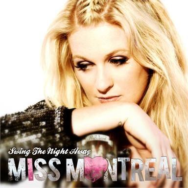 Coverafbeelding Swing The Night Away - Miss Montreal