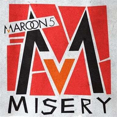 Coverafbeelding Misery - Maroon 5