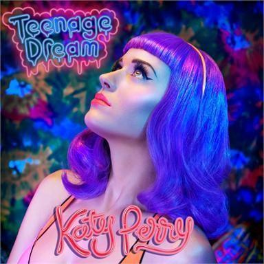 Coverafbeelding Katy Perry - Teenage dream
