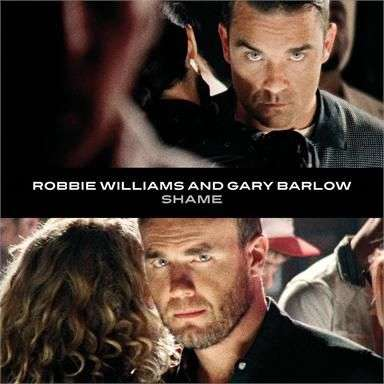 Coverafbeelding Shame - Robbie Williams And Gary Barlow