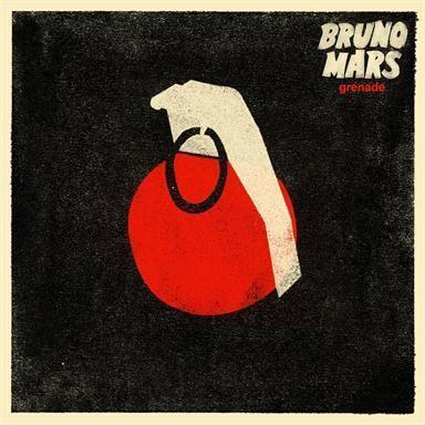 Coverafbeelding Grenade - Bruno Mars