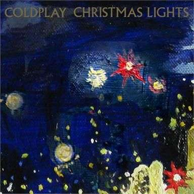 Coverafbeelding Coldplay - Christmas lights