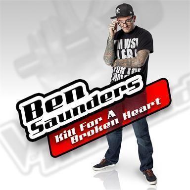 Coverafbeelding Ben Saunders - Kill for a broken heart
