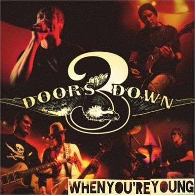 Coverafbeelding When You're Young - 3 Doors Down