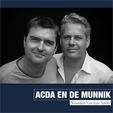 Coverafbeelding Woorden Van Een Ander - Acda En De Munnik