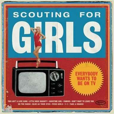 Coverafbeelding Don't Want To Leave You - Scouting For Girls