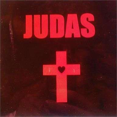 Coverafbeelding Judas - Lady Gaga