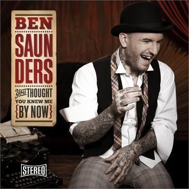Coverafbeelding Ben Saunders - Dry your eyes