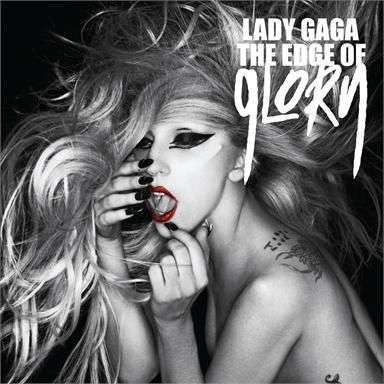 Coverafbeelding The Edge Of Glory - Lady Gaga