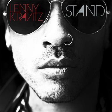 Coverafbeelding Stand - Lenny Kravitz