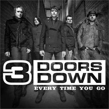 Coverafbeelding Every Time You Go - 3 Doors Down