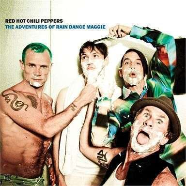 Coverafbeelding Red Hot Chili Peppers - The adventures of rain dance Maggie