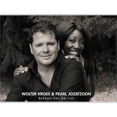 Coverafbeelding Breken Van De Lijn - Wolter Kroes & Pearl Jozefzoon