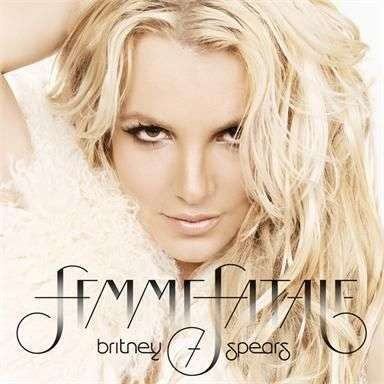 Coverafbeelding Criminal - Britney Spears