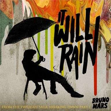 Coverafbeelding It Will Rain - Bruno Mars