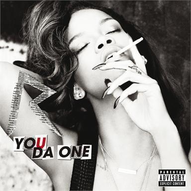 Coverafbeelding Rihanna - You da one