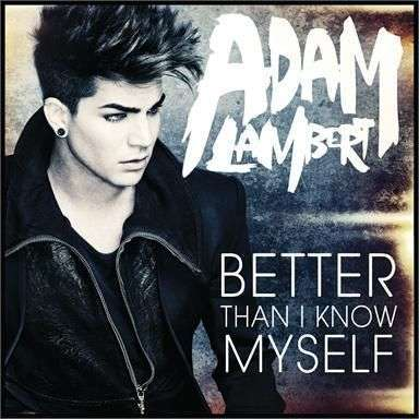 Coverafbeelding Better Than I Know Myself - Adam Lambert