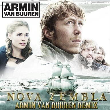 Coverafbeelding Nova Zembla (Armin Van Buuren Remix) - Armin Van Buuren