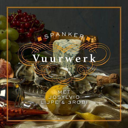 Coverafbeelding Spanker, 3robi, Josylvio & Lijpe - Vuurwerk