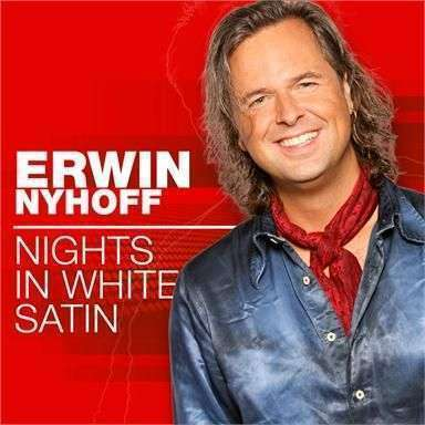 Coverafbeelding Erwin Nyhoff - Nights in white satin
