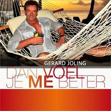 Coverafbeelding Dan Voel Je Me Beter - Gerard Joling