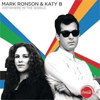 Coverafbeelding Mark Ronson & Katy B - Anywhere In The World