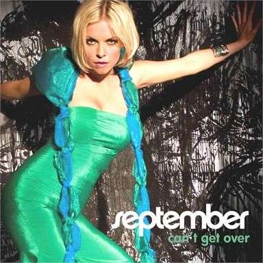 Coverafbeelding Can't Get Over - September ((Swe))