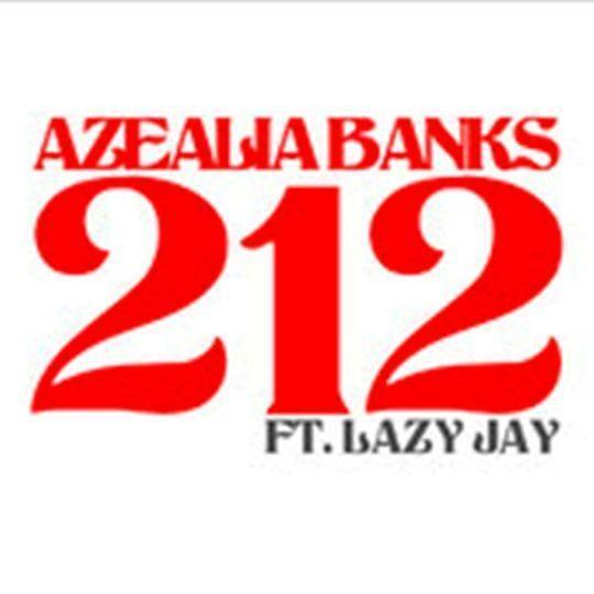 Coverafbeelding Azealia Banks ft. Lazy Jay - 212