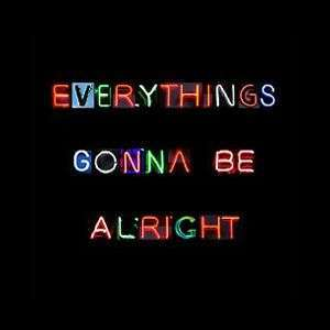 Coverafbeelding The Babysitters Circus - Everythings gonna be alright