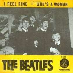Coverafbeelding I Feel Fine - The Beatles