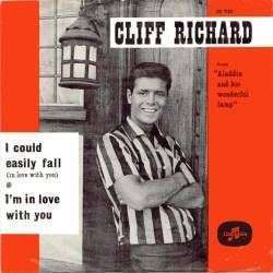 Coverafbeelding Cliff Richard - I Could Easily Fall (In Love With You)